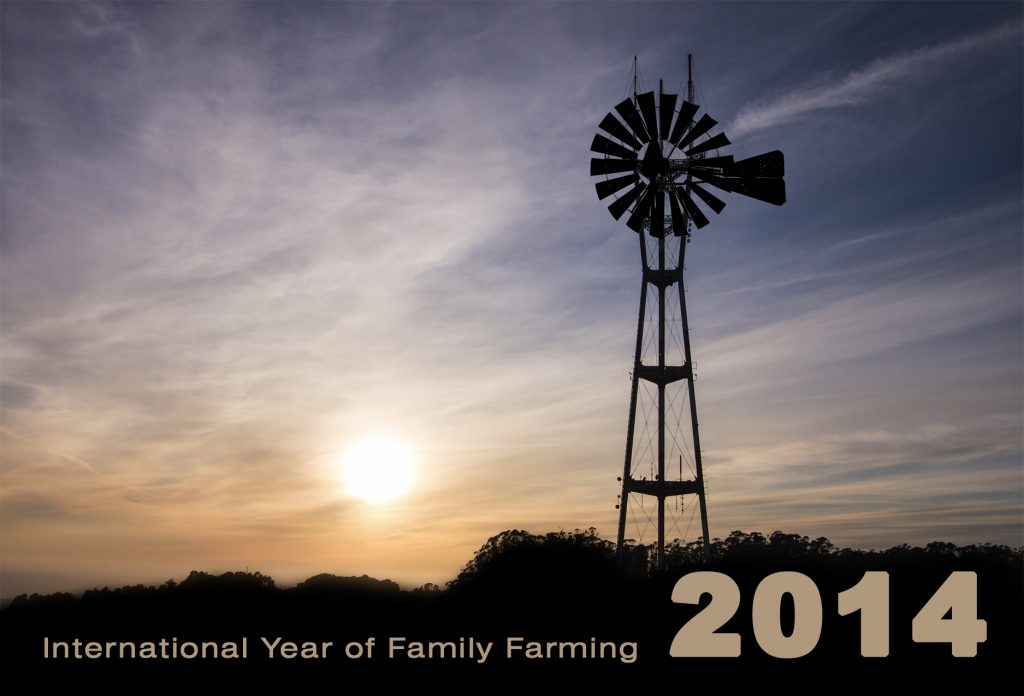 2014 � International Year of Family Farming | Levy Art & Architecture