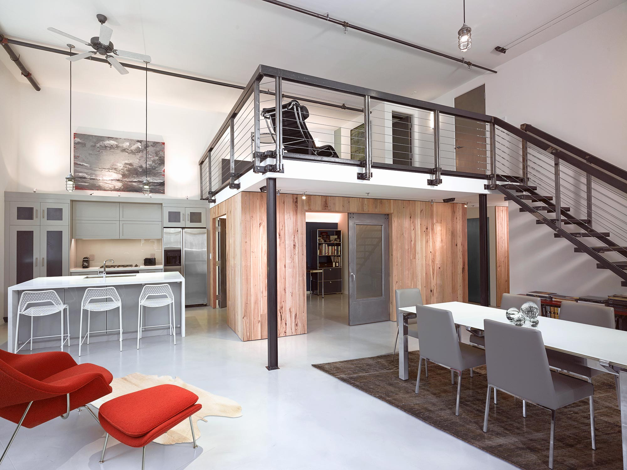 Clarance Place Loft