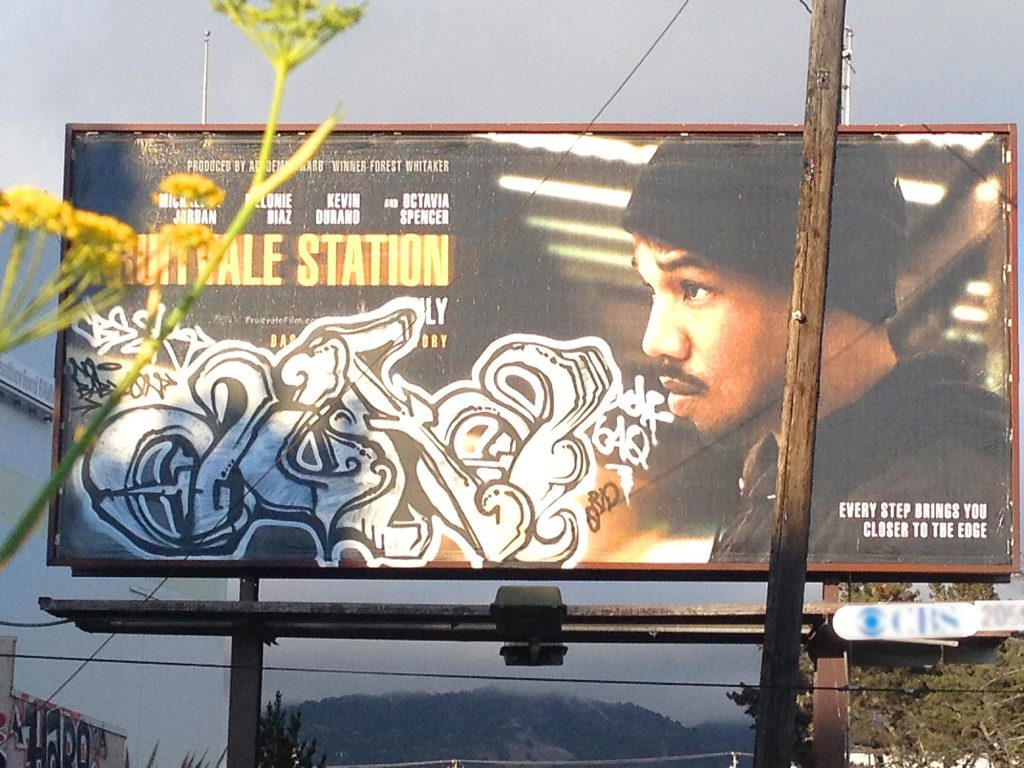 Fruitvale MovieBillboard