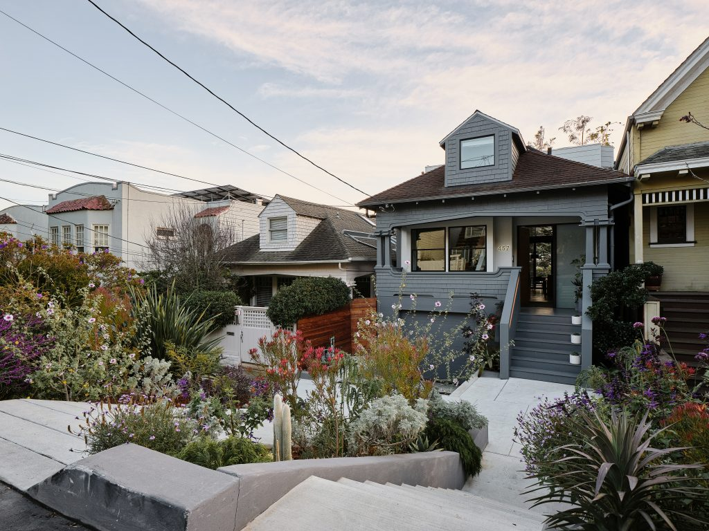 Noe Valley House Front